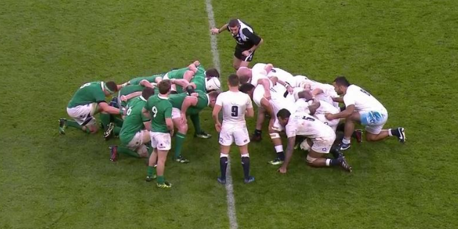 Irlanda-Inghilterra 2017