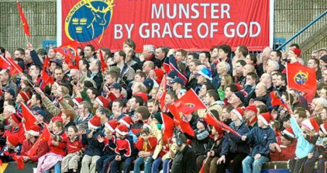Munster tifosi